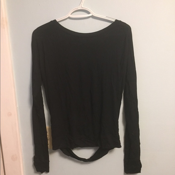 Forever 21 Tops - Open back knit top